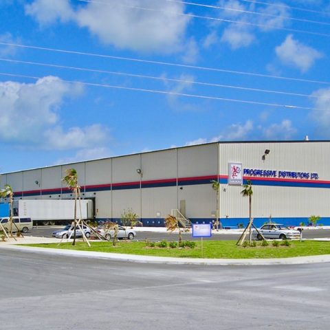 Progressive Distributors Building 53,000 sq. ft.
