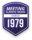 Meeting Clients Needs Since 1979