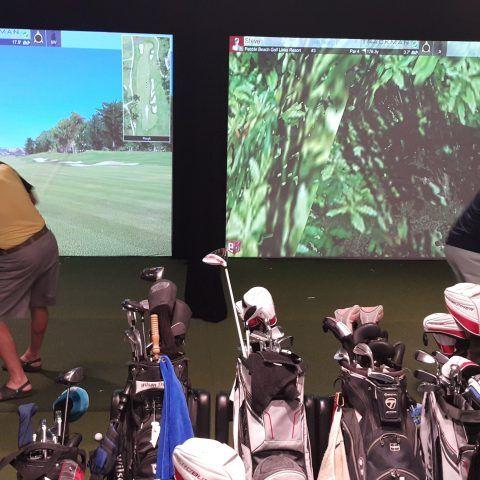 Ritz Golf Simulator