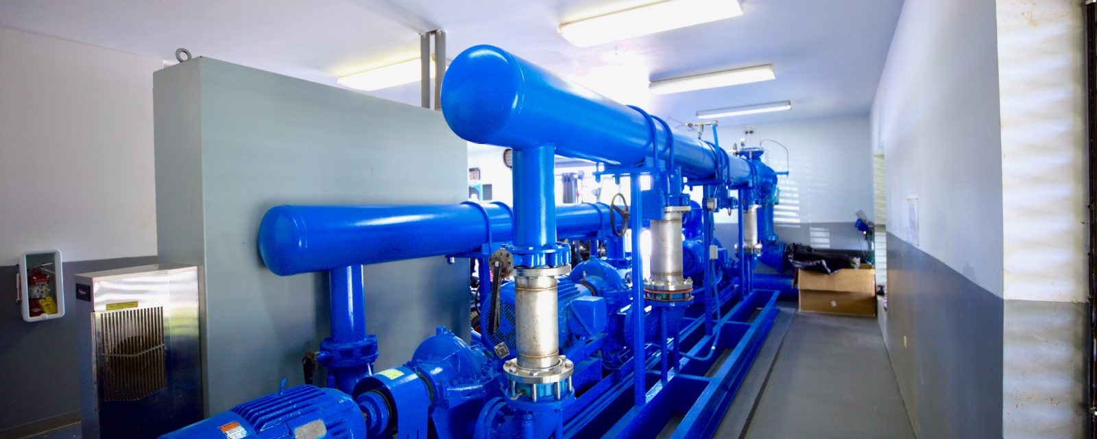 Cayman Water Company West Bay Facility