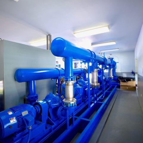 Cayman Water Company West Bay Facility