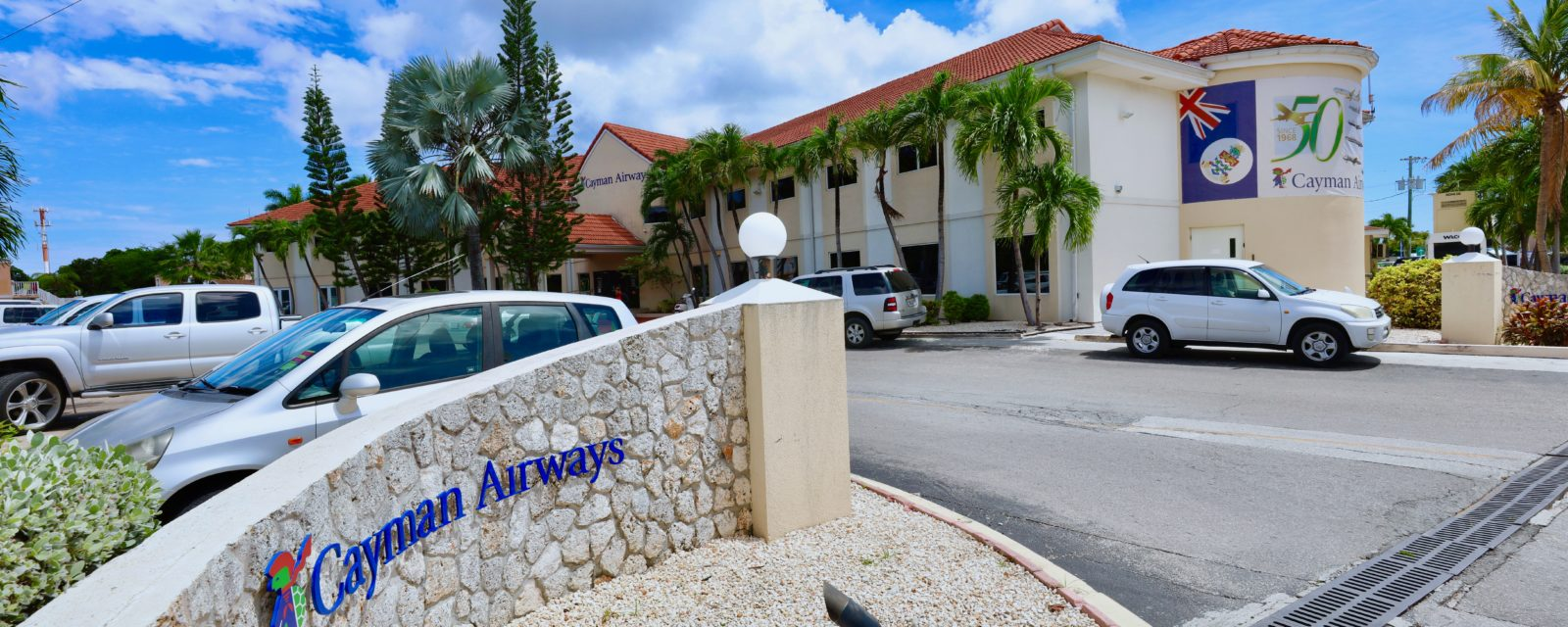 Cayman Airways Building