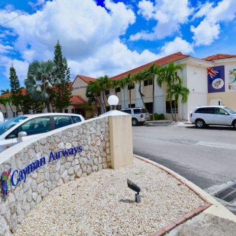 Cayman Airways Building