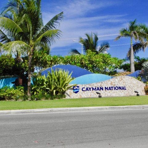 Cayman National Roundabout