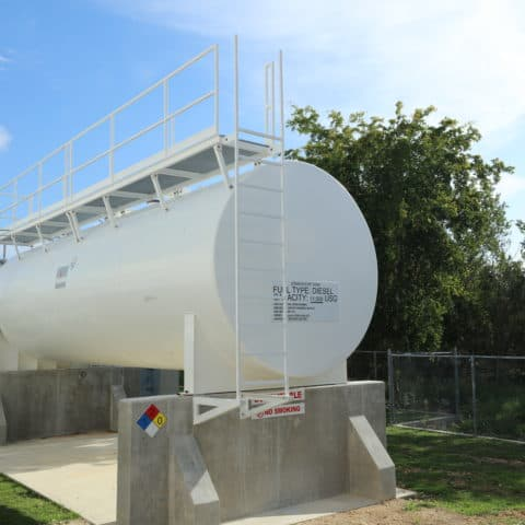 Gas Stations / Tank Installations / Refurbishments