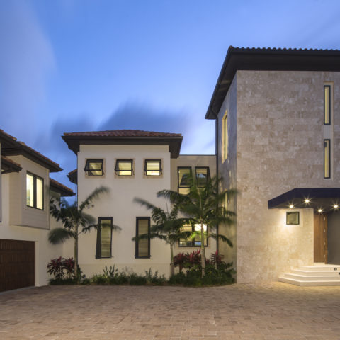 Vista Del Mar: Mediterranean Contemporary