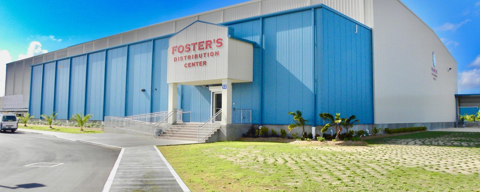 Foster's Distribution Center