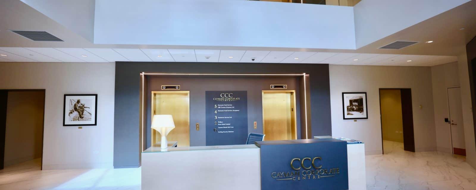 Cayman Corporate Centre